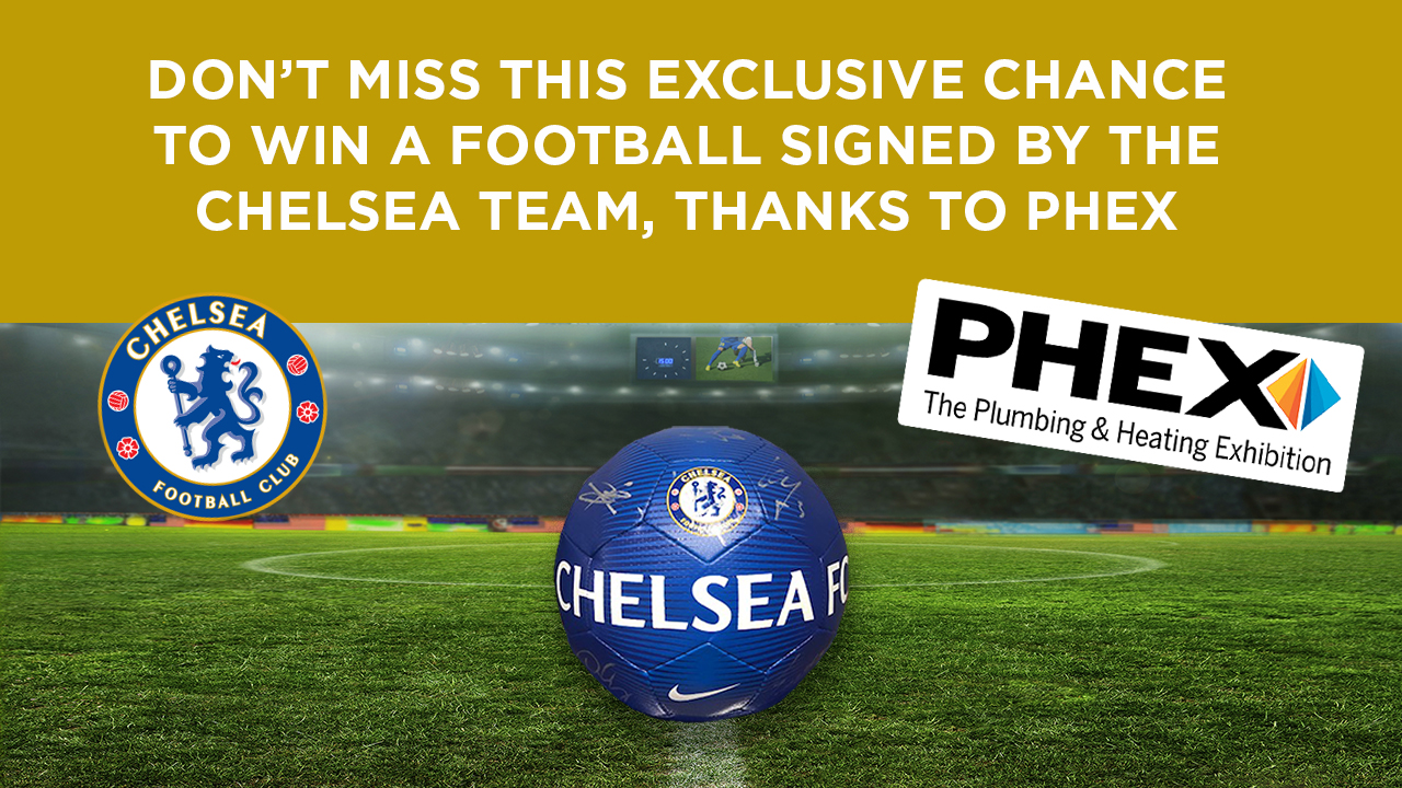 Win a ball signed by the Chelsea FC team image